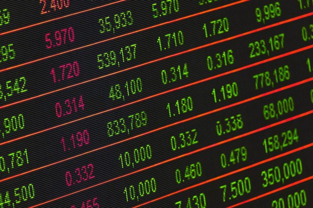 etf sul mercato finanziario