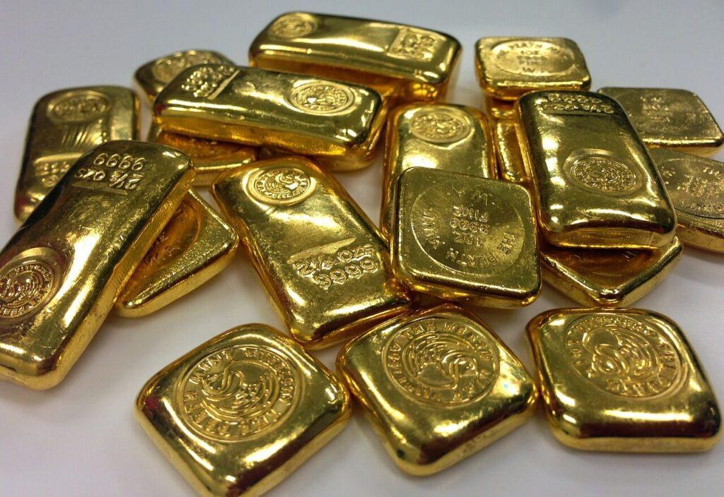 lingotti d'oro bene rifugio